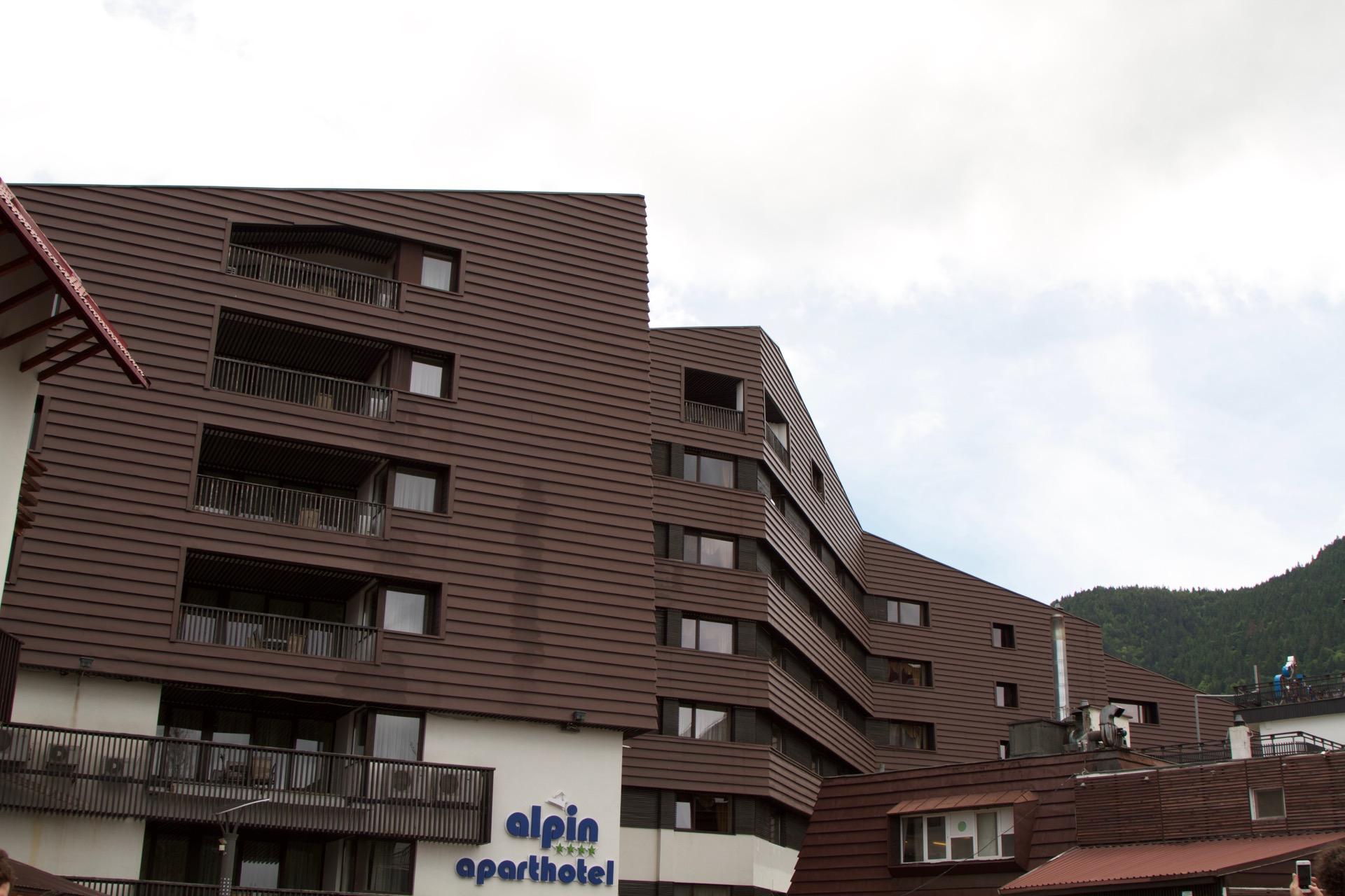Alpin Resort, o alegere firească