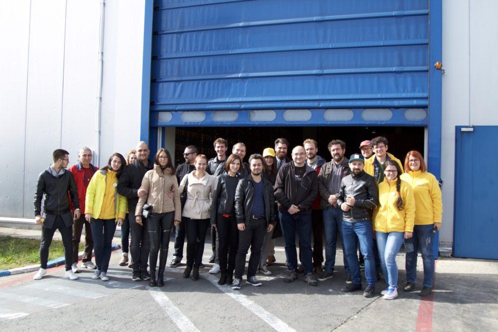 Ziua Porţilor Deschise la Fabrica de bere Bergenbier
