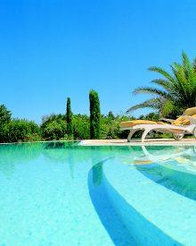 Tratarea apei din piscine